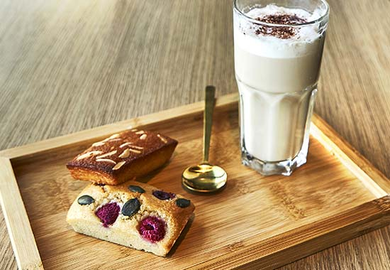 Grossiste alimentaire pour Coffee Shop