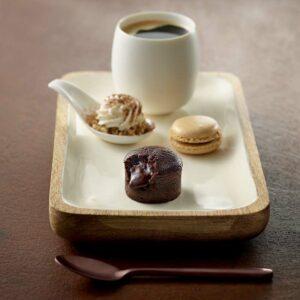 Mini Moelleux au Chocolat - Traiteur de Paris