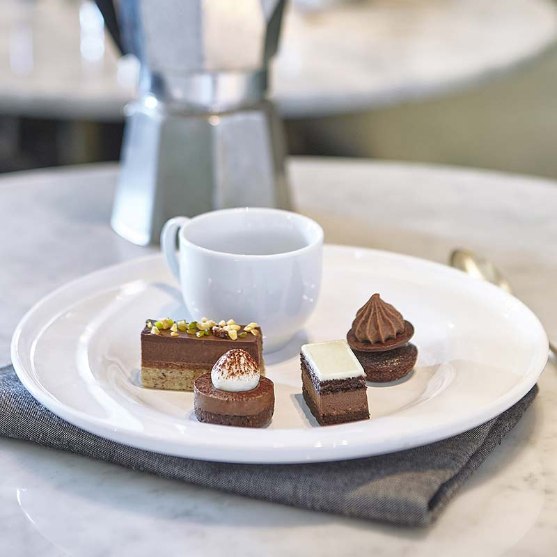 Petits Fours Passion Chocolat - Traiteur de Paris