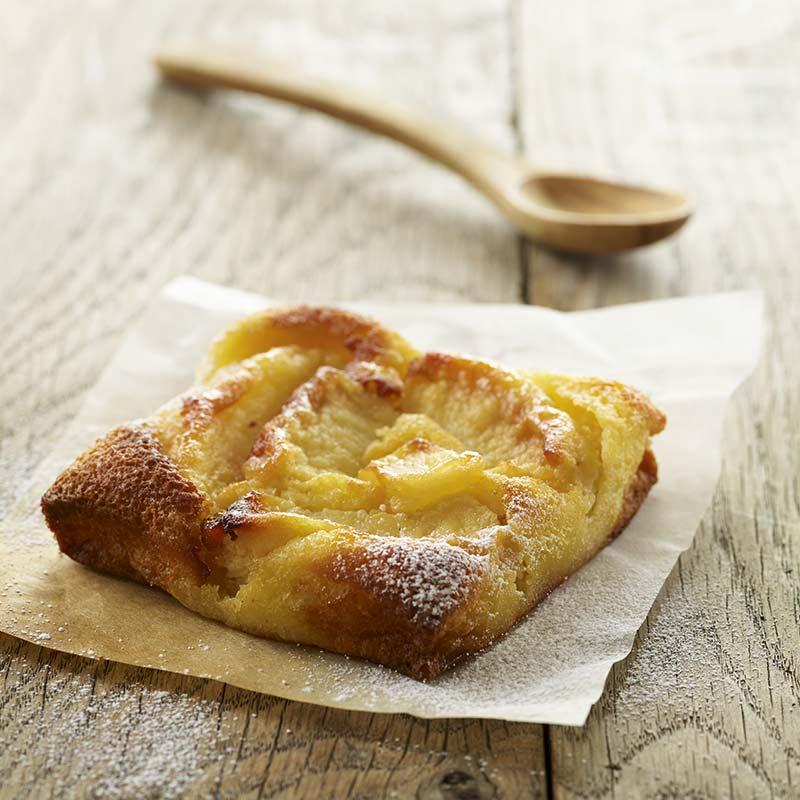 Tartelette Briochée aux Pommes - Traiteur de Paris